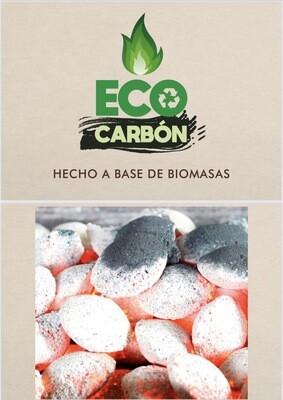 Carbón ecológico sin olor
