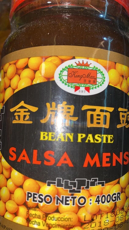 Salsa mensi x 400 gr