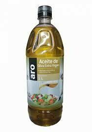 aceite de oliva virgen aro x 1LT