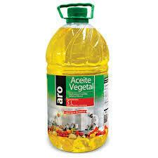 ACEITE VEGETAL ARO X 5 LTS