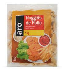 NUGGETS DE POLLO ARO X 2 KG