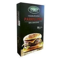 HAMBURGUESA PARRILLERA BEST MEATS X 4UN