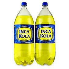 Gaseo Inka cola duopack 2 X 3LT