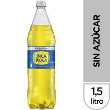 inka cola sin azúcar 1.5 lts x 6