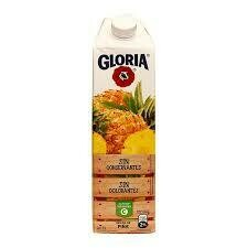 JUGO GLORIA piña 1 LT