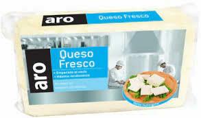 QUESO FRESCO ARO X KG