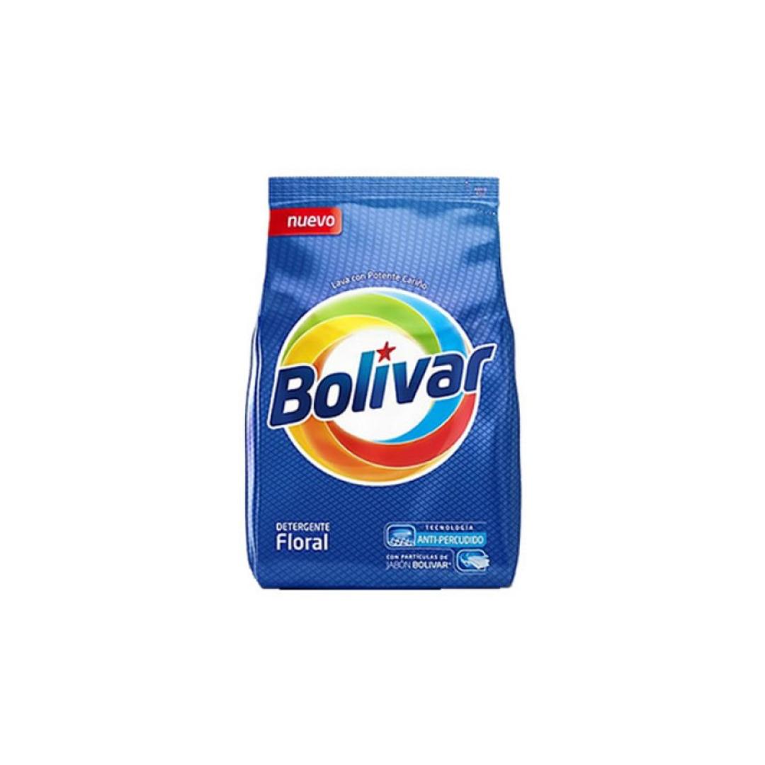 DETERGENTE BOLIVAR FLORAL X 9 KG
