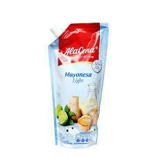 MAYONESA ALACENA LIGHT X 500GR
