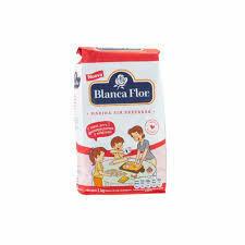HARINA S/PREP BLANCA FLOR 1KG