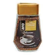 CAFÉ SOLUBLE ARO LIOFILIZADO X 100GR