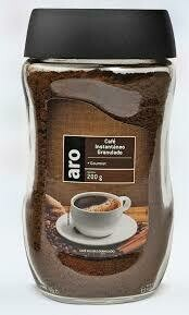 CAFÉ SOLUBLE ARO GRANULADO X 200GR