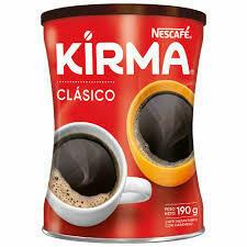 CAFÉ LATA KIRMA X 190 GR