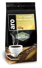 CAFE TOSTADO MOLIDO ARO GOURM X 500 G