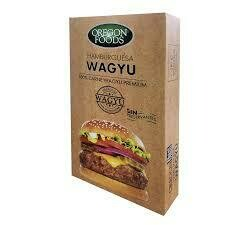 HAMB WAGYU BESTMEATS 4 X 225 GR