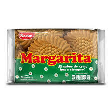 GALLETA SAYON MARGARITA 50 GR X 6 PK