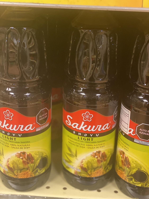 Sakura light salsa de soja x litro