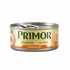 FILETE ATUN PRIMOR 6 X 170 GR