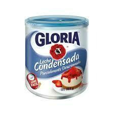 LECHE CONDENSADA GLORIA X 393 GR