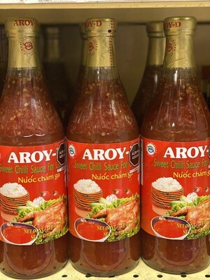 Aroy/d salsa sweet chili x 720 ml