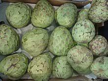 Chirimoya x kilo madura