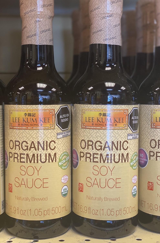 Lkk Salsa de soya orgánica x 500