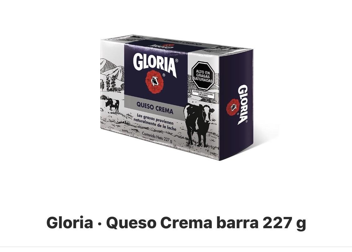 Queso crema Gloria