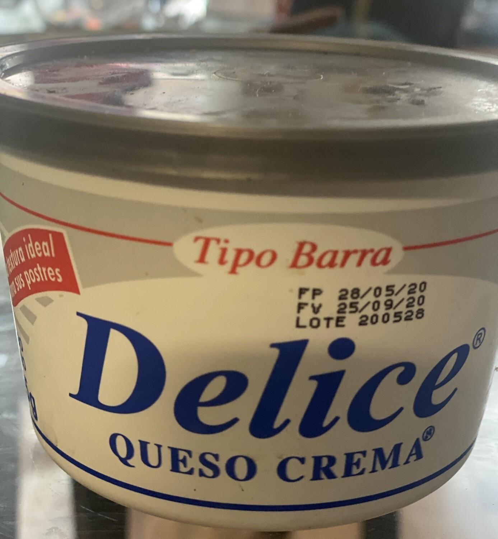 Queso crema x 200 gramos