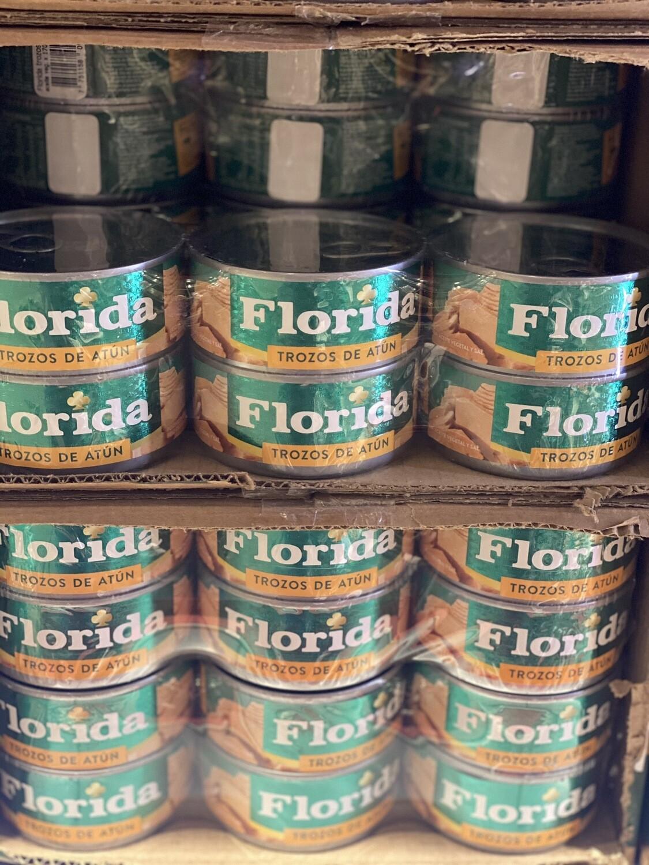 Atun en trozos Florida