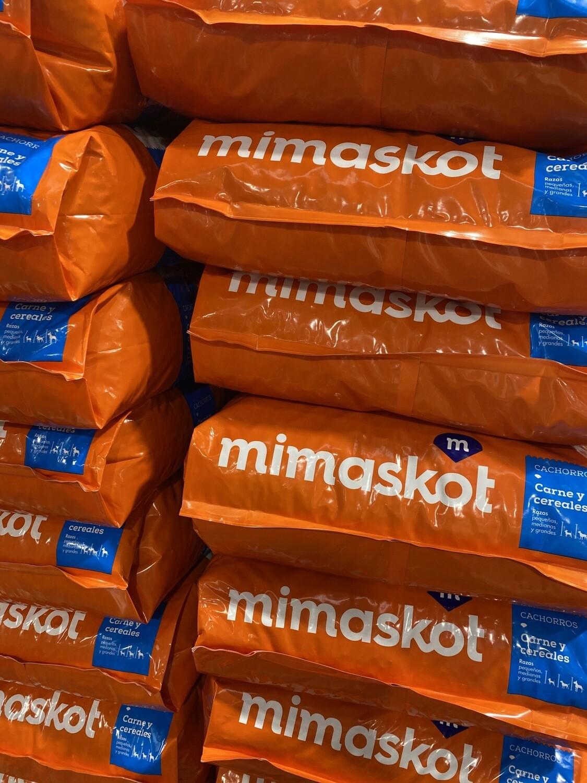 Alimento para perros Mimaskot cachorro Plus x 25 kilos