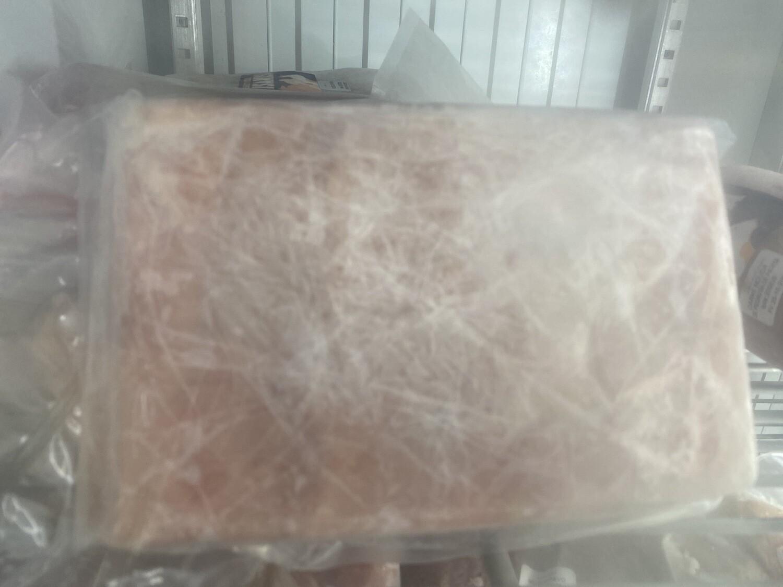Filete de pavo por paquete más de kilo
