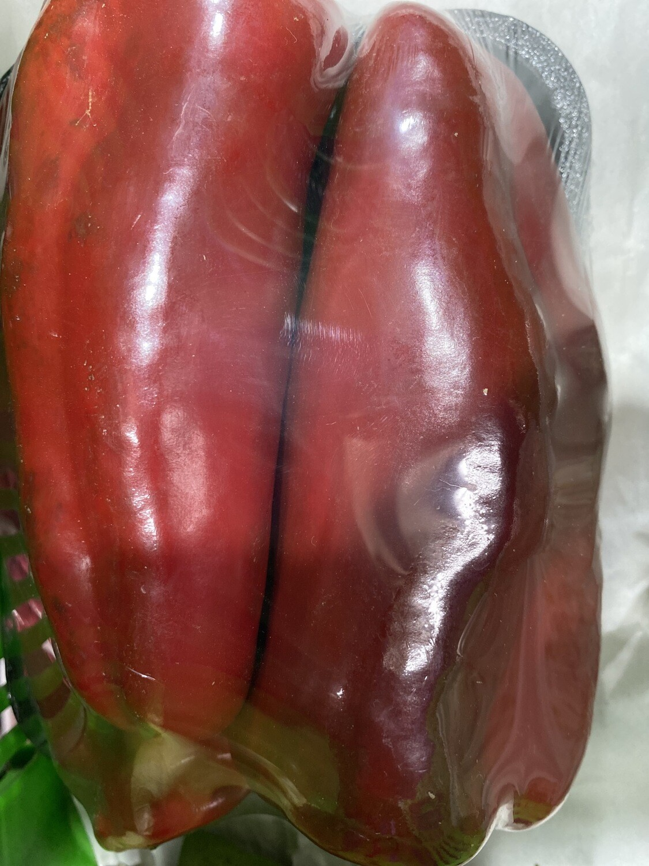 Bandeja pimiento lombarda