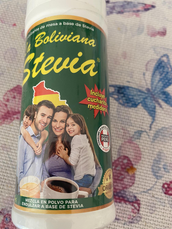 Stevia Boliviana x 100 gramos