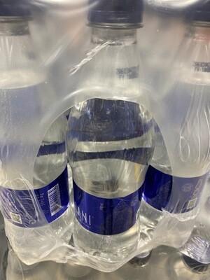 Agua socosani con gas paquete 15 unidades 590 ml c/u