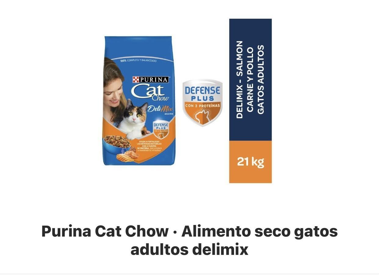 Comida para Gato x 21 kilos