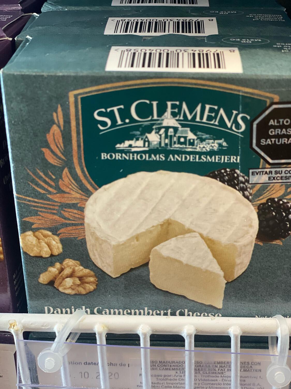 Queso Danish Camembert x 125 gramos