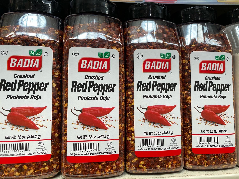 Pimentón red pepper Badia