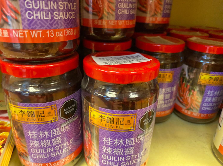 Lkk salsa de ají guilin 368