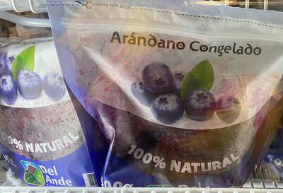 Arandanos congelados x 1/2 kilo