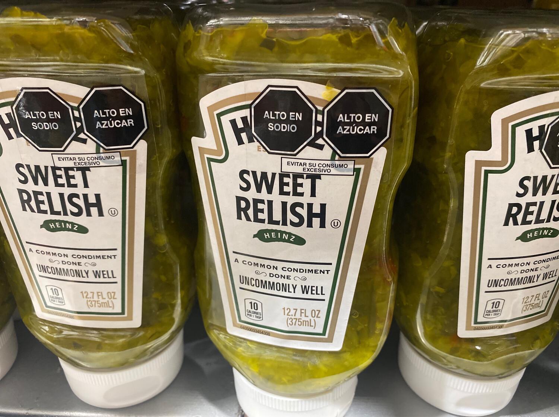 Salsa sweet relish x375