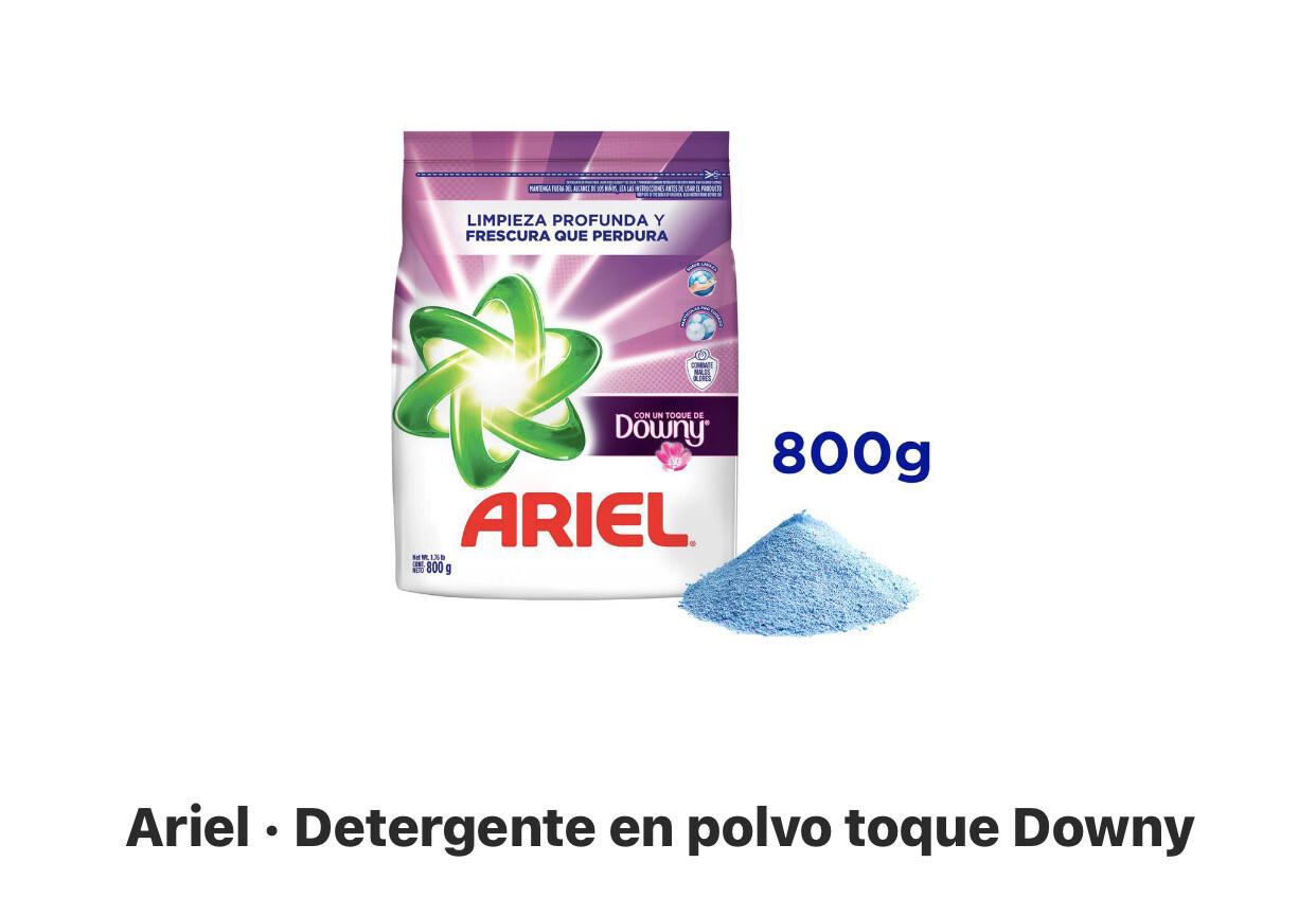 Detergente Ariel x 800