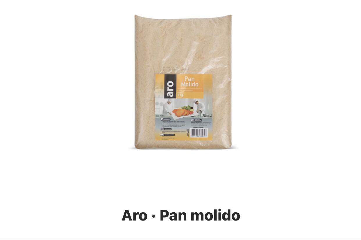 Pan molido x kilo aro