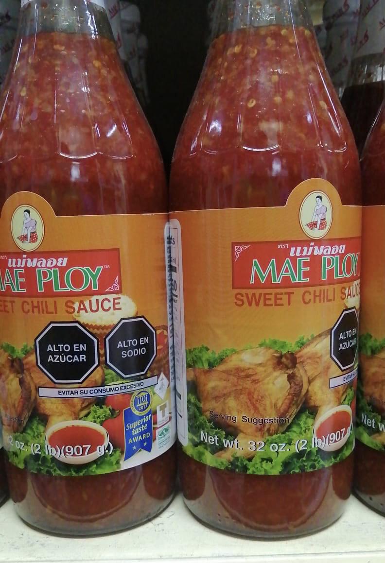 Mae Ploy salsa sweet chili x 907 gr.