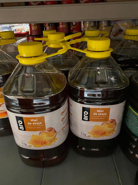 Miel aro x 5 litros