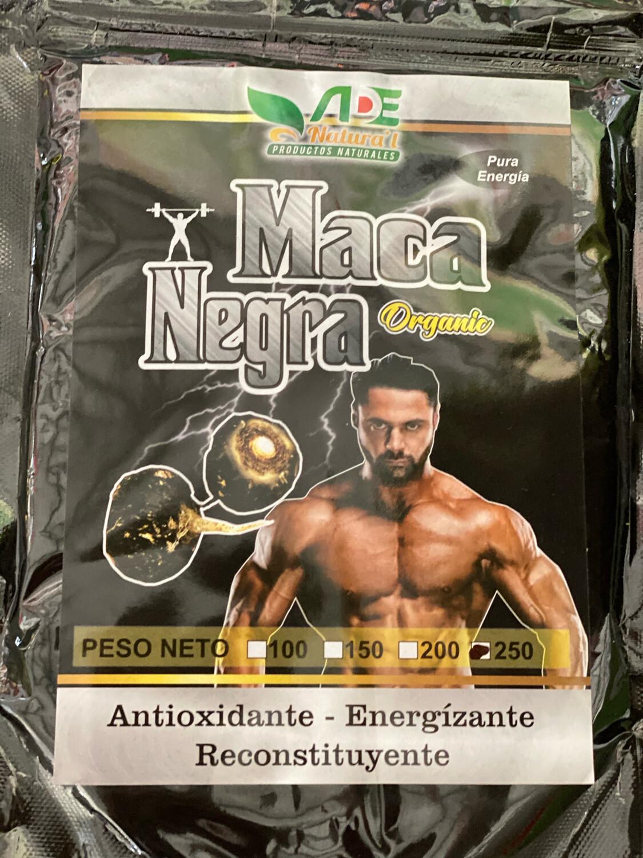 Maca negra x 250 gramos