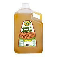 Aceite de ajonjolí galonera x 5 lt. Olivos del Sur