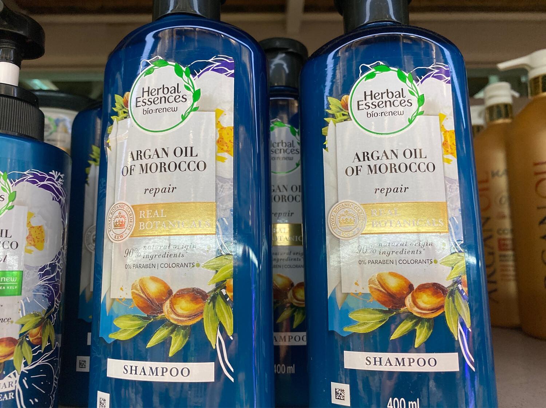 Herbal essencial x 400 shampoo