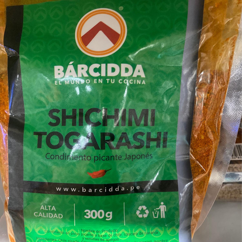 Condimento schichimi togarashi x 300 gramos