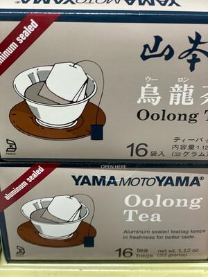 Te yamamotoyama x 16 sobres oolong