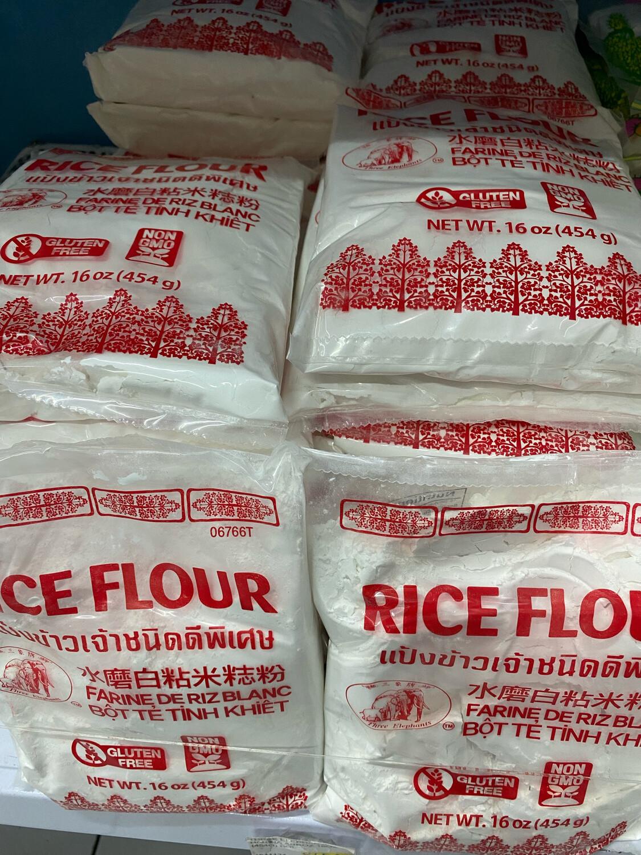 Harina de arroz x454granos