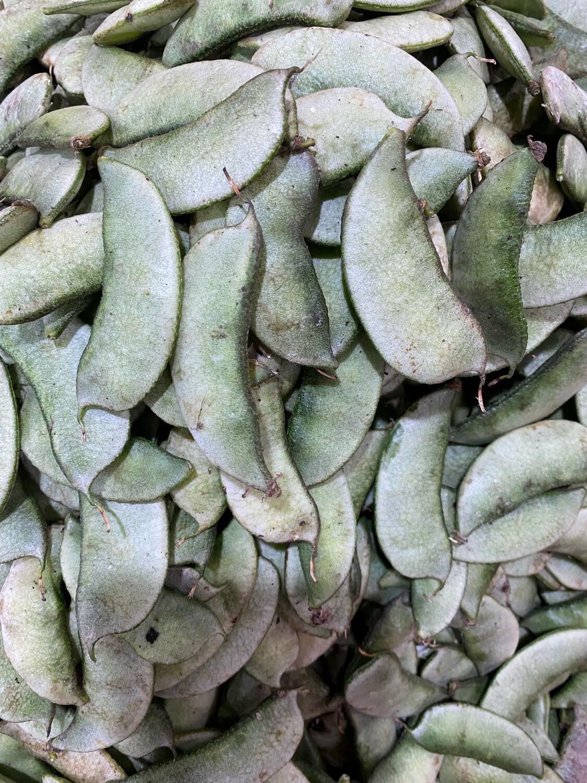 Frejol fresco con cáscara x kilo